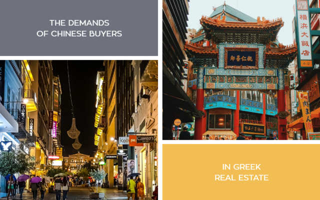 Chinese market real estate report