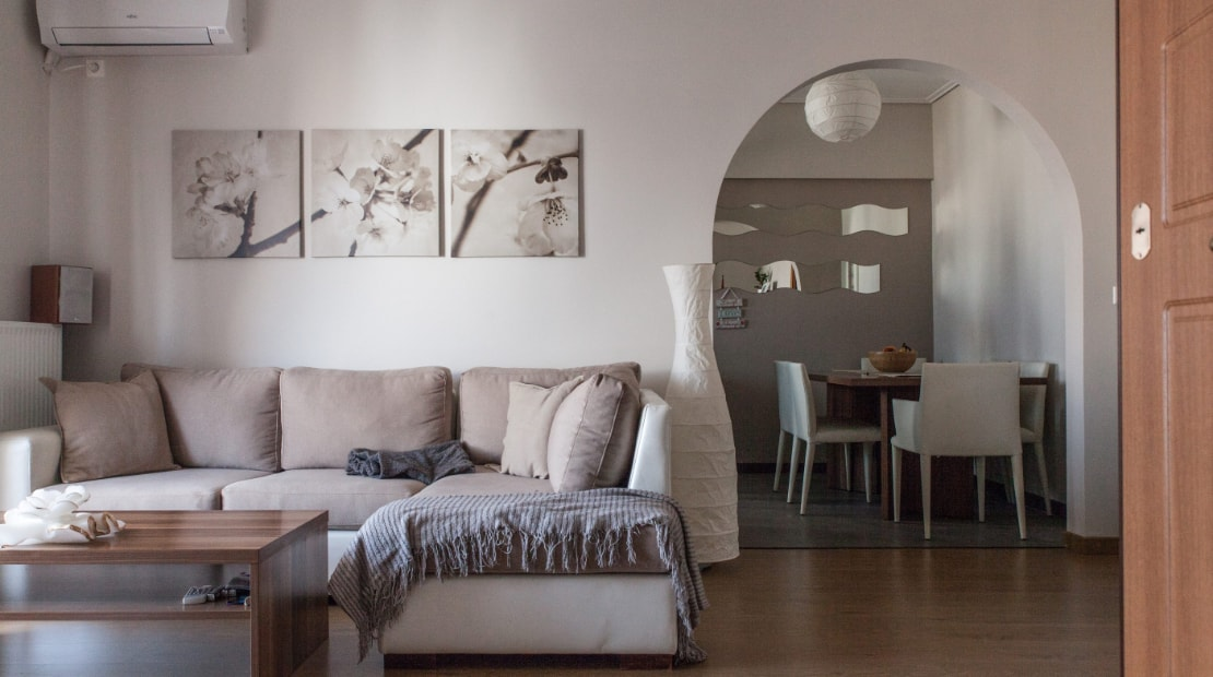 Property for Sale in Athens - Living Room | GConstructions