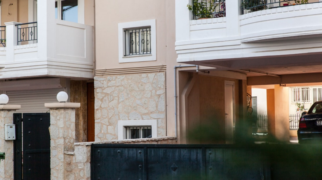 Property for Sale in Athens - Balcony Parking | GConstructions
