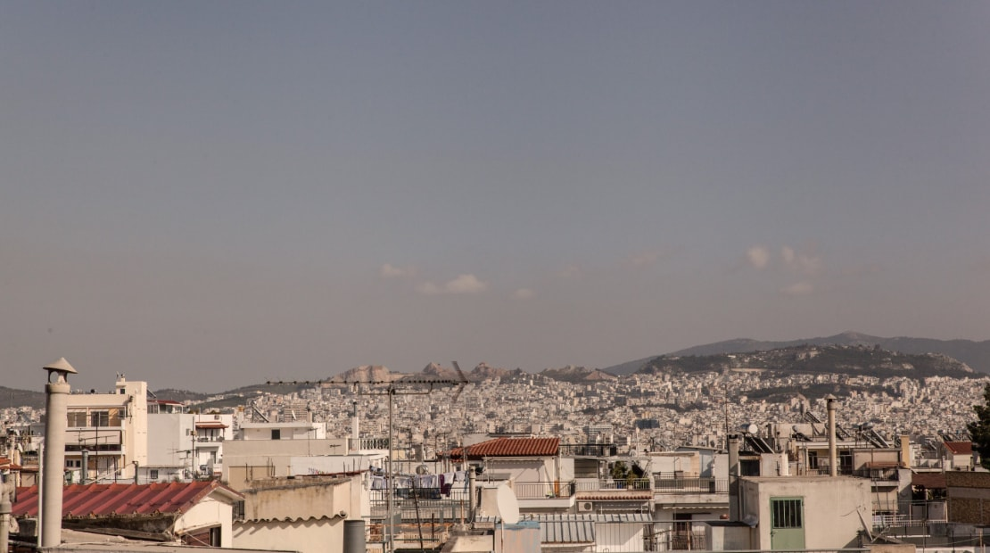 Property for Sale in Athens - Balcony View | GConstructions