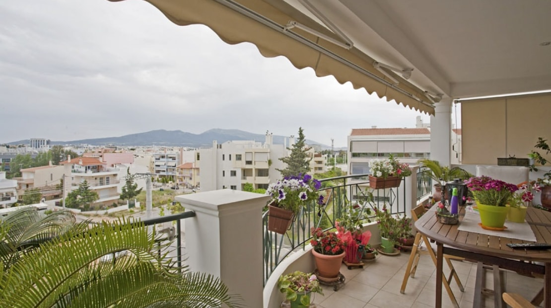 Apartment for Sale in Marousi - Balcony | GConstructions