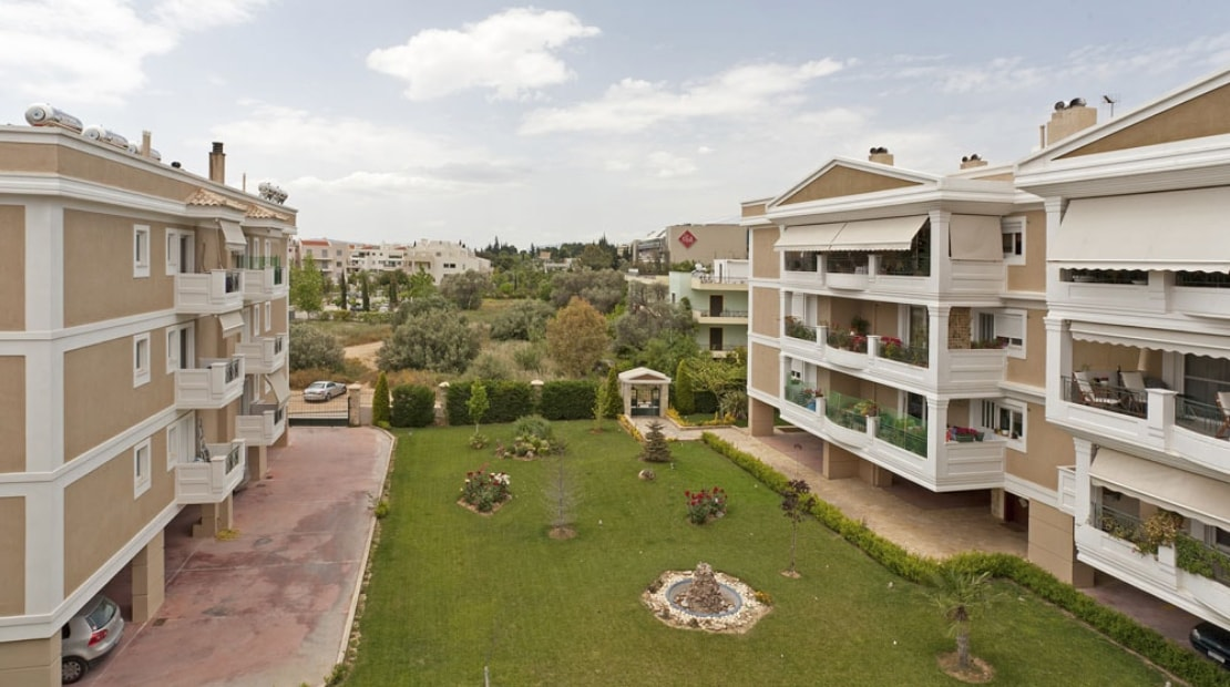 Apartment for Sale in Marousi - panoramic view