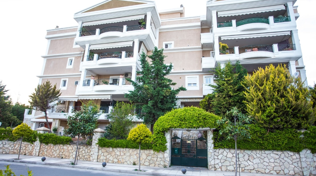 Apartment for Sale in Marousi - External View