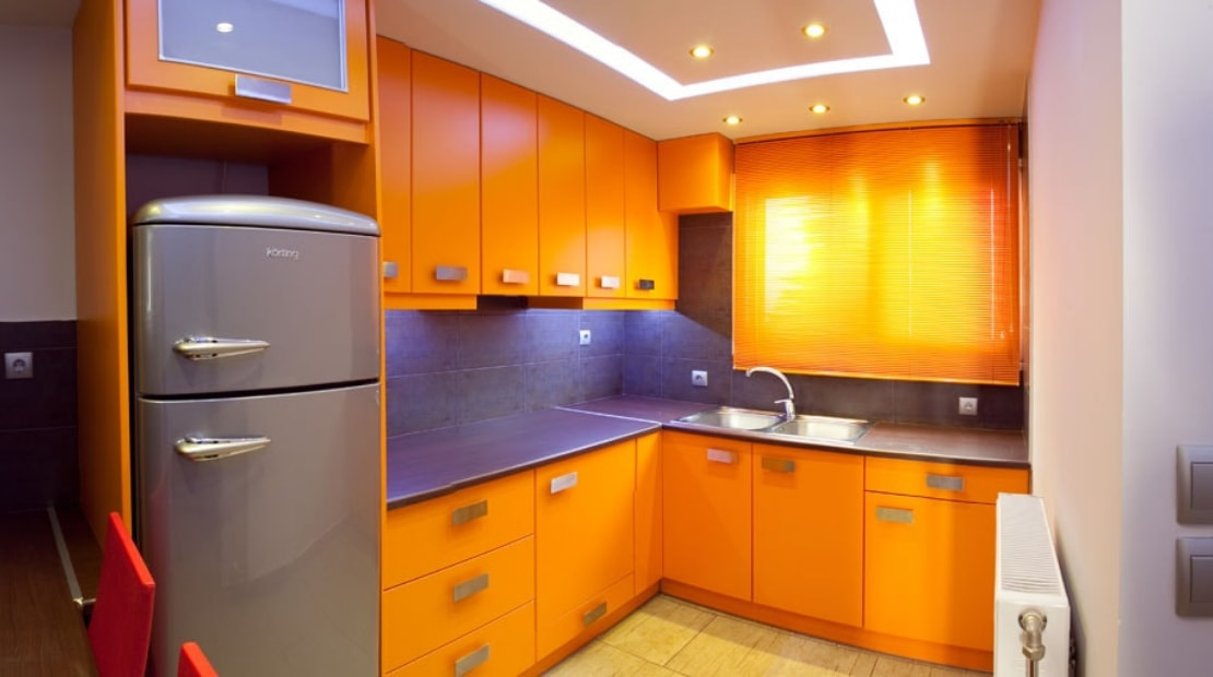 Property for Sale in Marousi - Modern Kitchen
