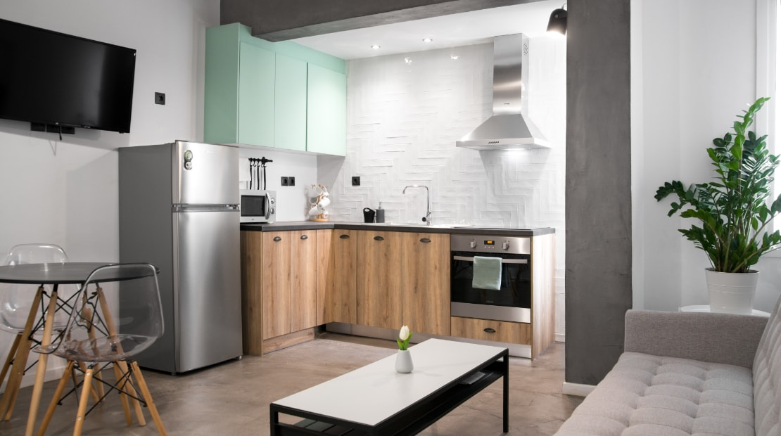 Apartment for Sale in Athens - Kitchen