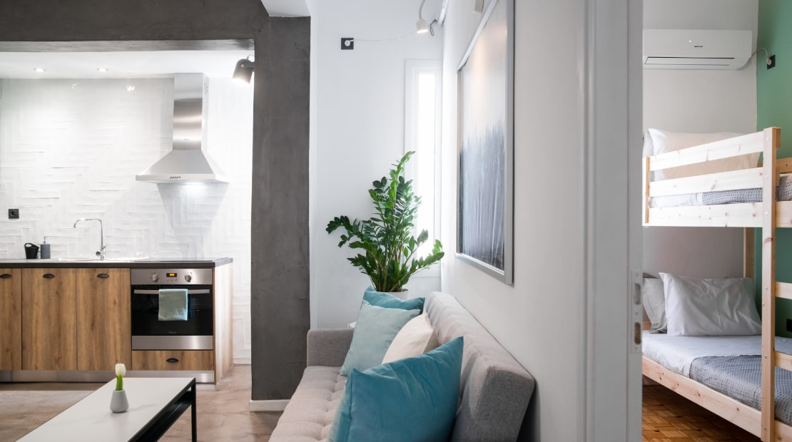 Apartment for Sale in Athens - Modern Design