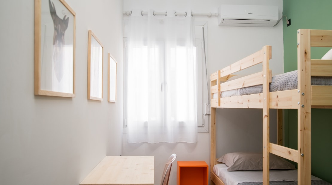 Apartment for Sale in Athens - Kids' Room