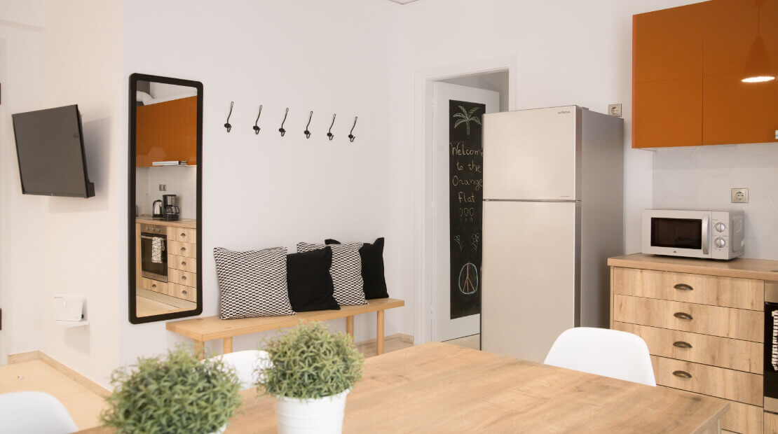 Apartment for Sale in Athens Center 64sqm - Kitchen | GConstructions