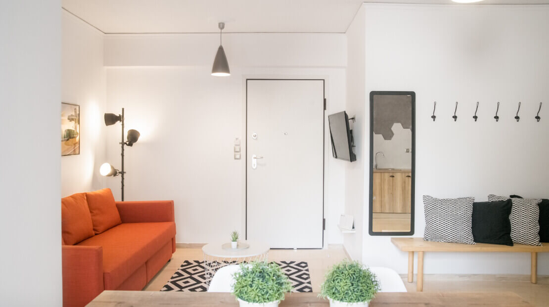 Apartment for Sale in Athens Center 64sqm - Door | GConstructions