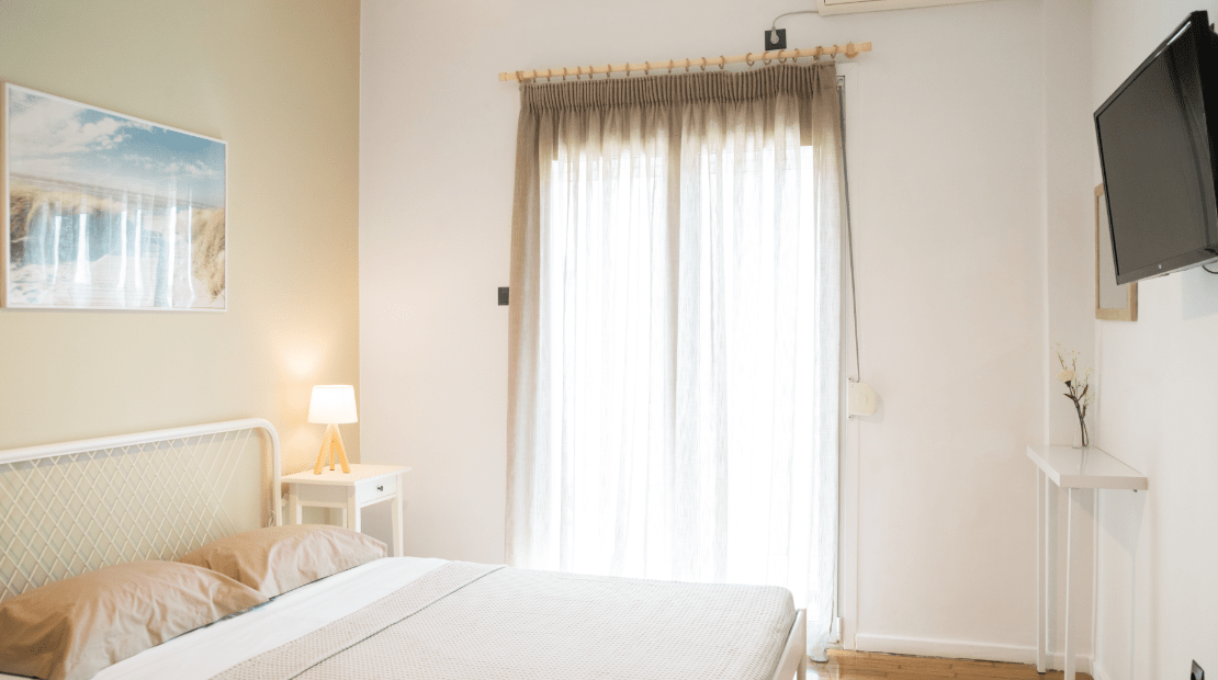 Apartment in Athens - Bedroom | GConstructions