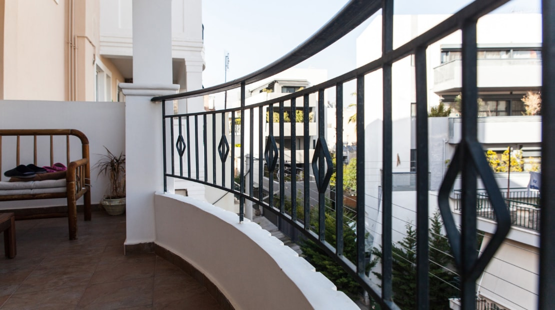 Apartment for Sale in Peristeri/Athens - Balcony